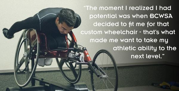 Donate   BC Wheelchair Sports Association