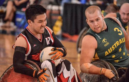 good luck to the bc athletes selected to attend the 2014 japan para